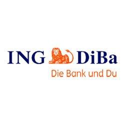 Referenz ING Diba Logo