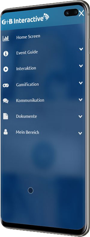 Event App Mockup