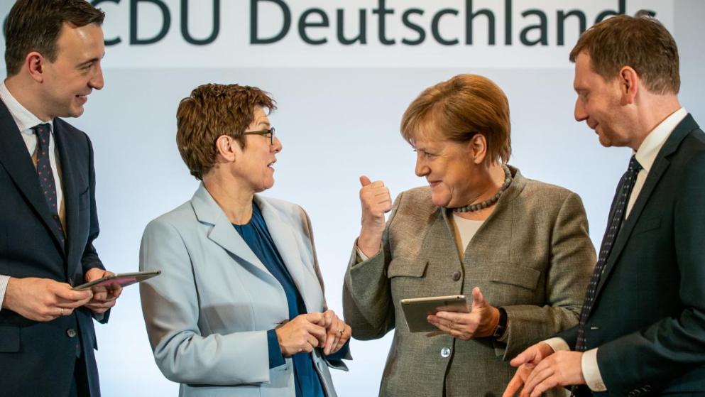 CDU goes Event App