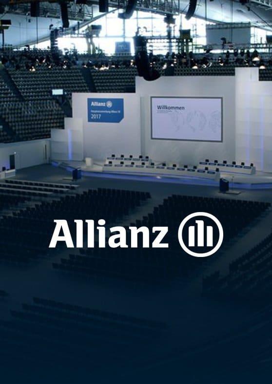 Allianz Hauptversammlung