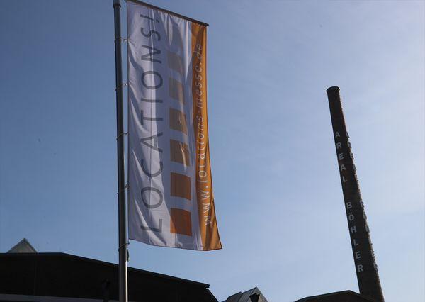 Location Messe Rhein Ruhr Flage