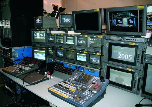 HD-Kamerasysteme und -Regieplätze werden eingeführt