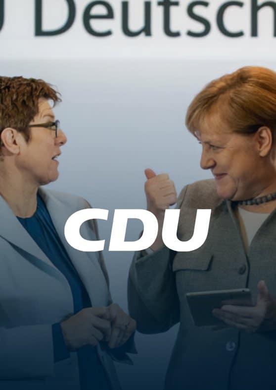 CDU digitaler Parteitag