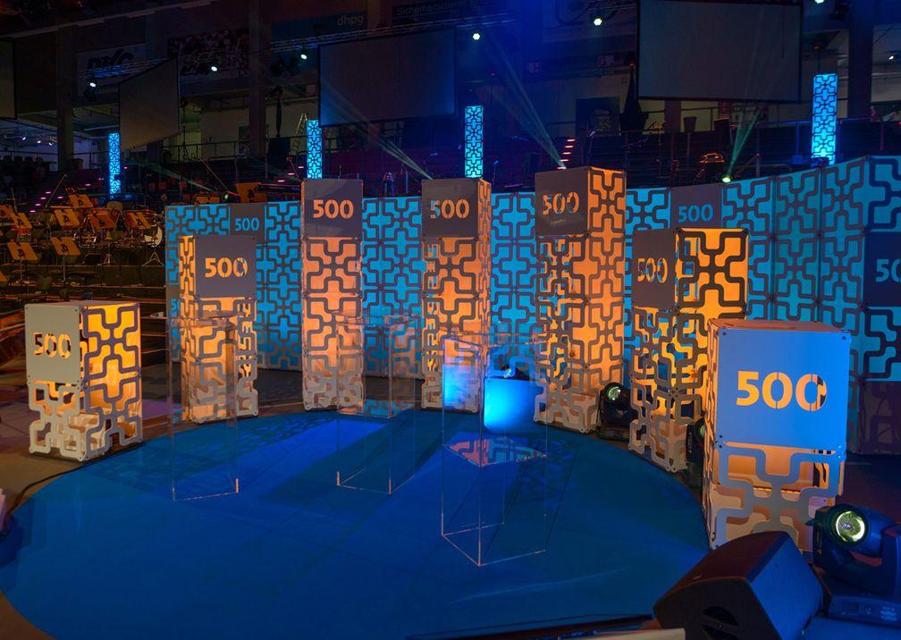 500 Jahre Martin Luther Bühne