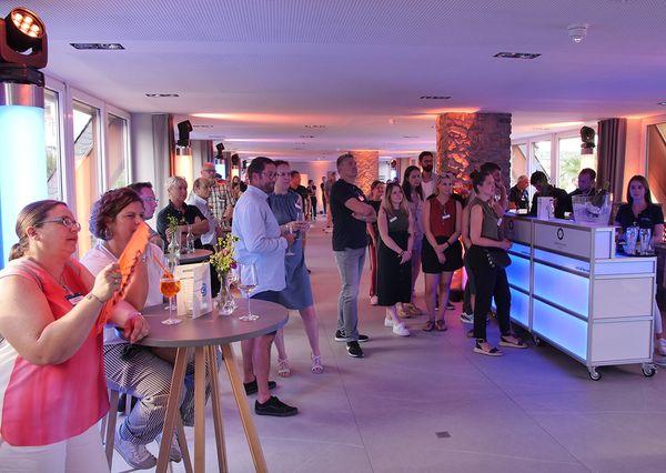 G+B End of Summer Köln Ansprache