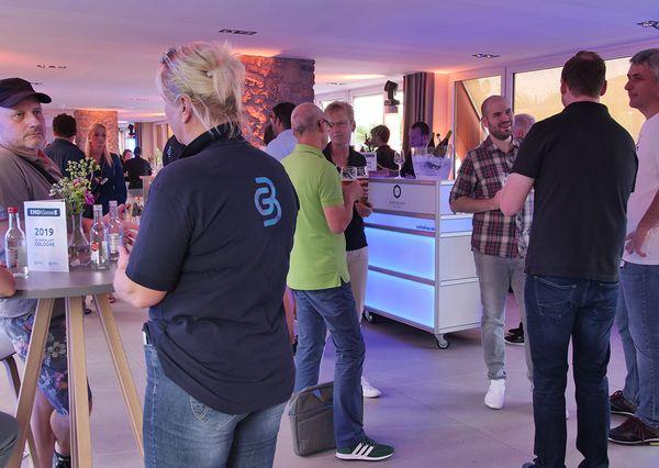G+B End of Summer Köln Kunden- und Partneraustausch