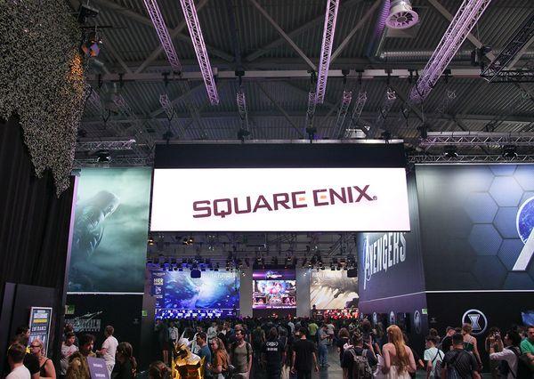 Gamescom 2019 Square Enix