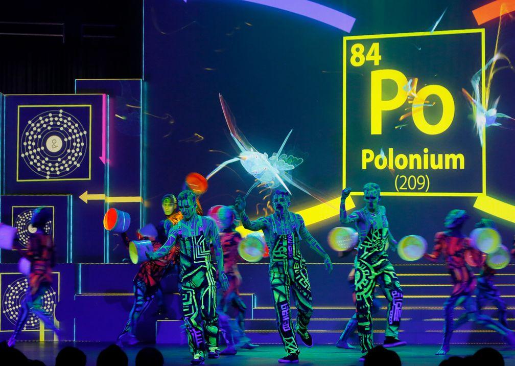 Hannover Messe Eröffnung Performance