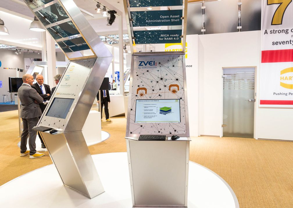 Hannover Messe Harting