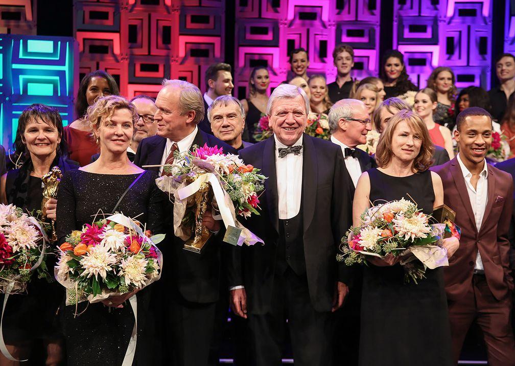 Hessischer Film- und Kinopreis Bühne 2017
