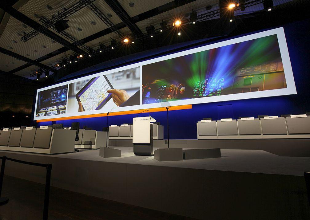 Deutsche Lufthansa AG Hauptversammlung Redner