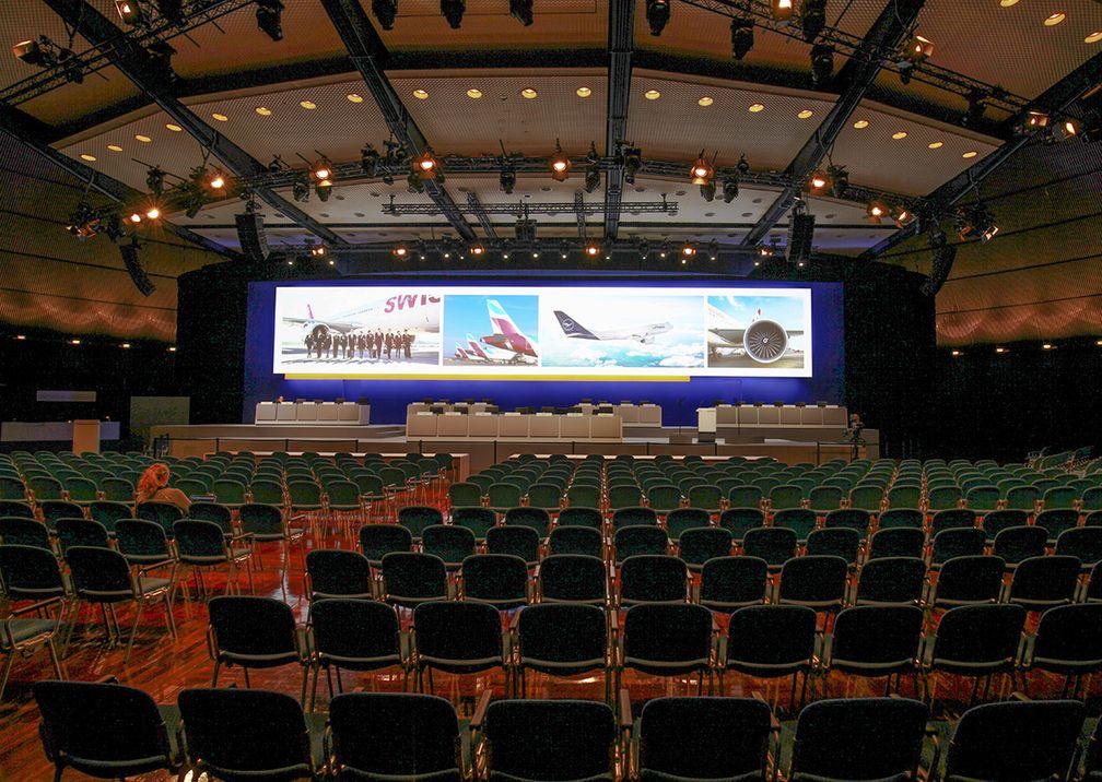 Deutsche Lufthansa AG Hauptversammlung Saal