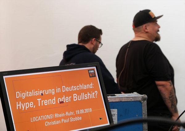 G+B Technikpartner Digitalisierung in Deutschland