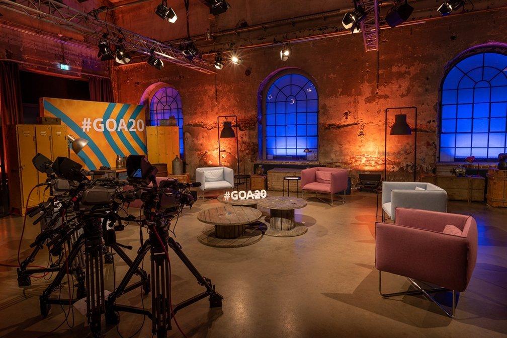 Grimme Online Award 2020 Studio