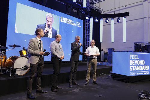 GAHRENS + BATTERMANN bezieht neue Locations in Hamburg und Hannover und bündelt Logistik in Berlin