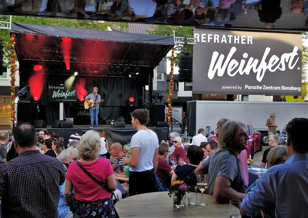 Refrather Weinfest