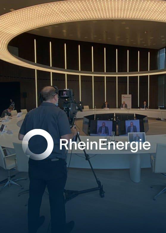 Rhein-Energie Jahreskonferenz