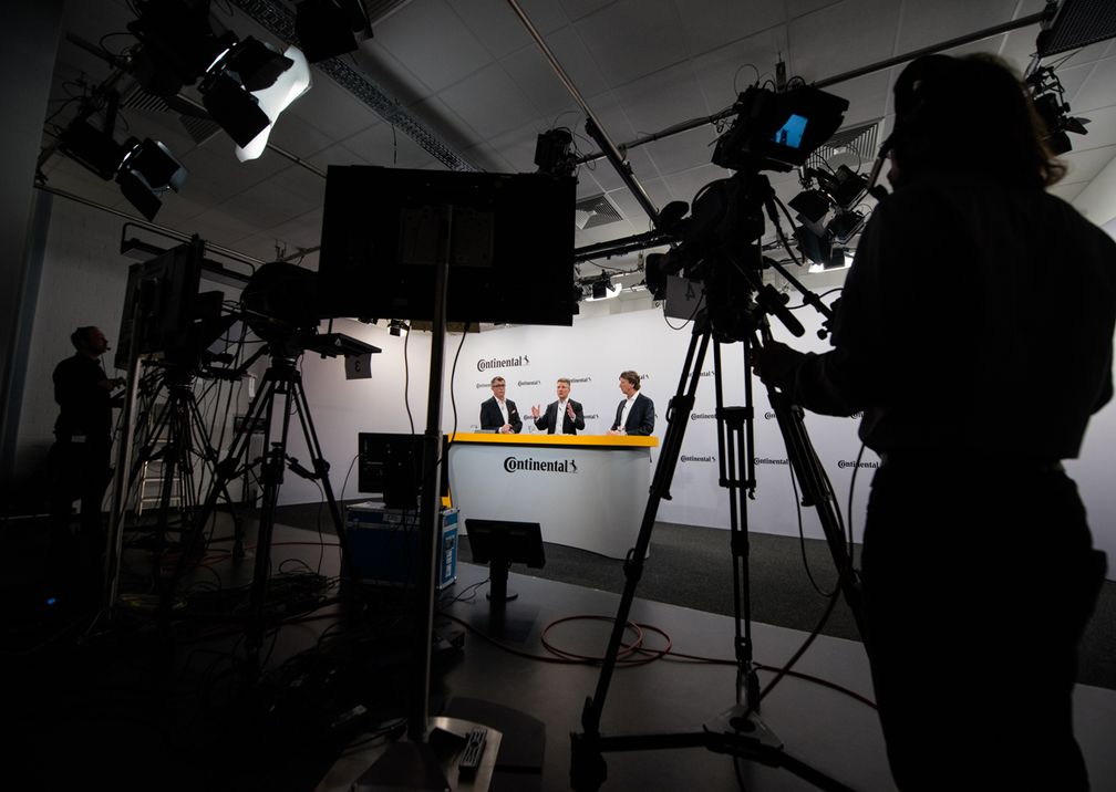 inhouse TV-Studio Continental