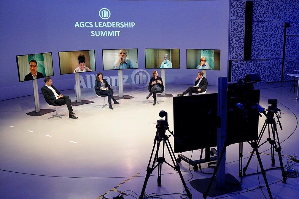 AGCS Leadership Summit Diskussion