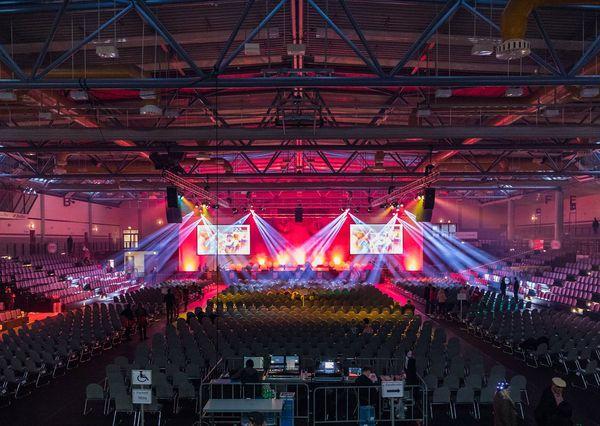 Koblenz steht Kopp Lichttechnik vor Beginn