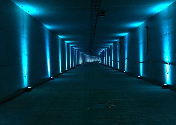 Elbbrücken Tunneltour nach Säuberung