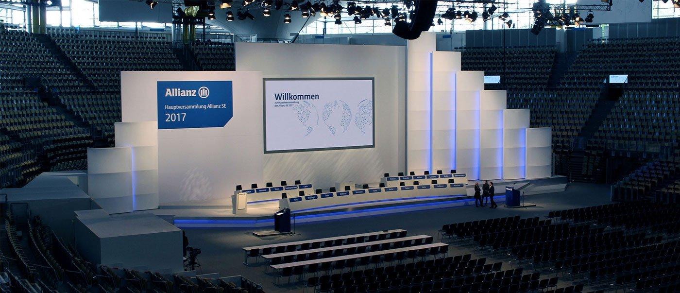 Allianz Hauptversammlung Header