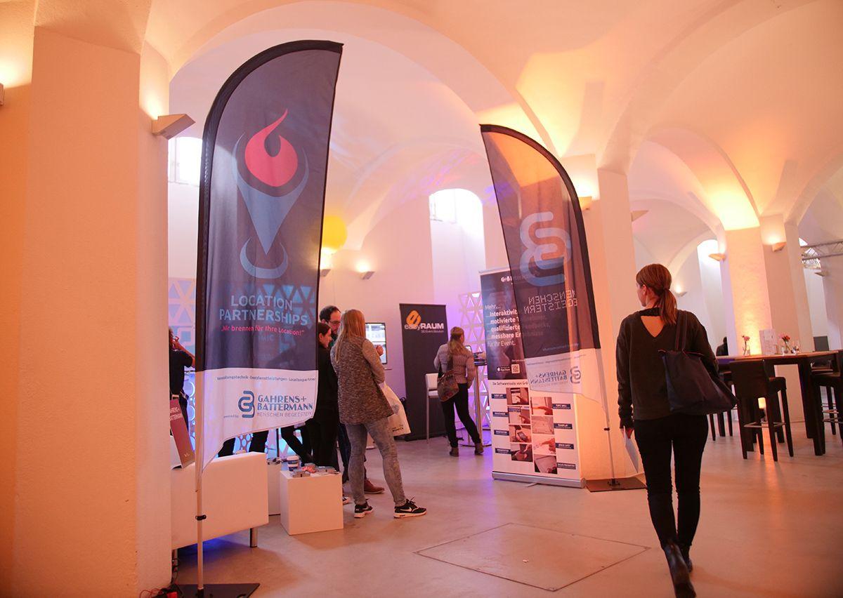 G+B main partner of MEET GERMANY