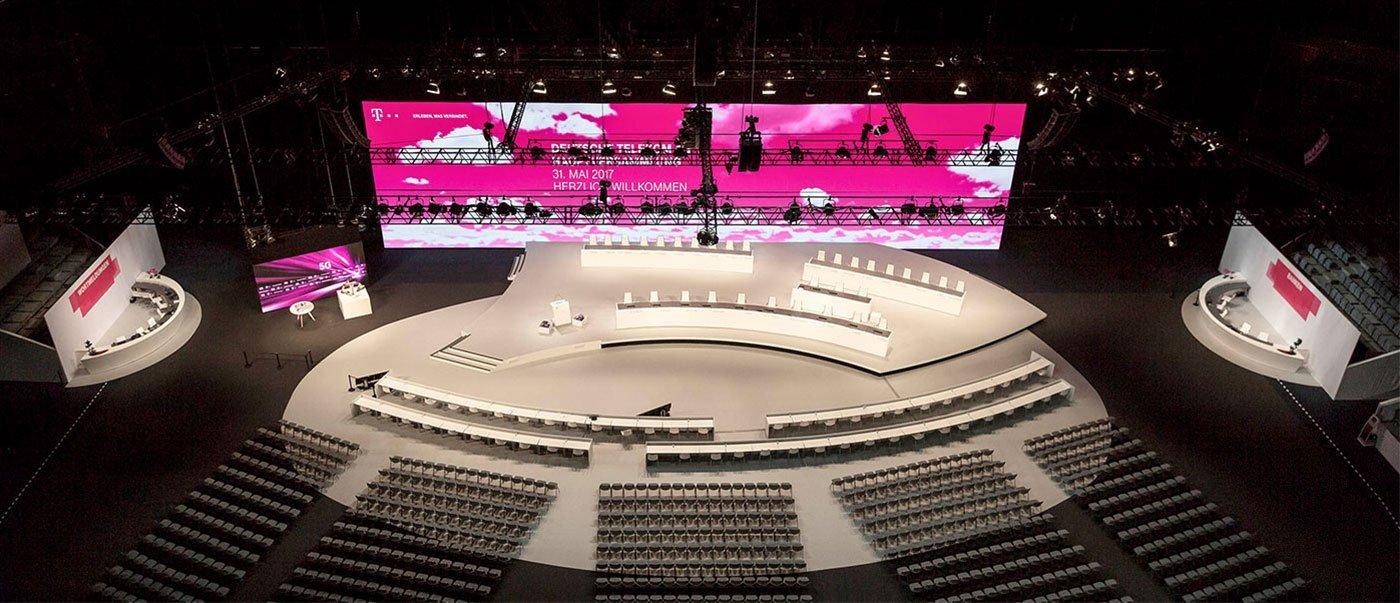 Telekom Hauptversammlung Header