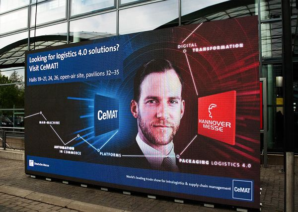 Hannover Messe 2018 CeMat