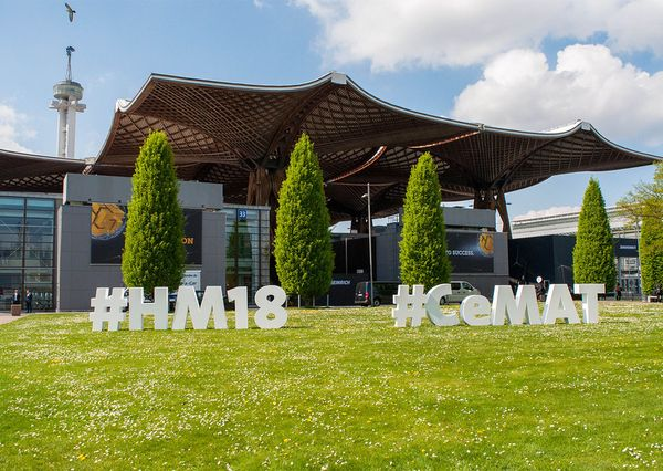 Hannover Messe 2018 HM18 CeMat