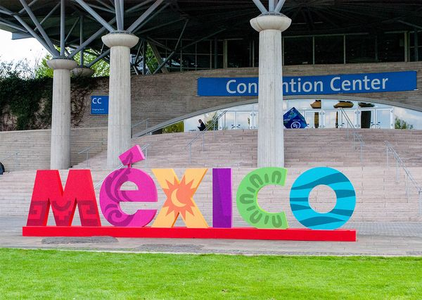 Hannover Messe 2018 Mexico