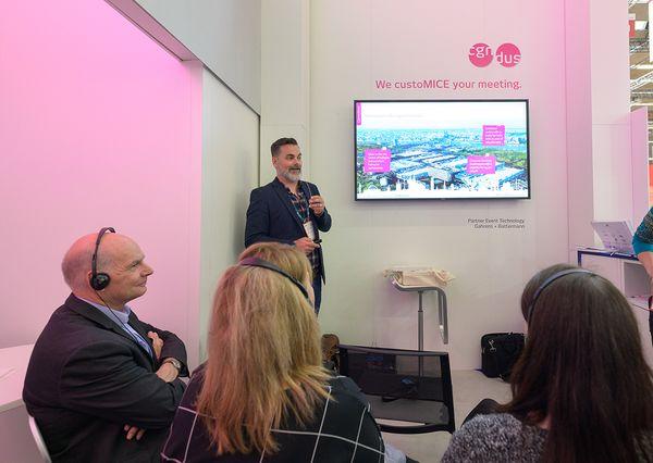 IMEX 2019 G+B Interactive Partner der Niederlassungen Köln und Düsseldorf