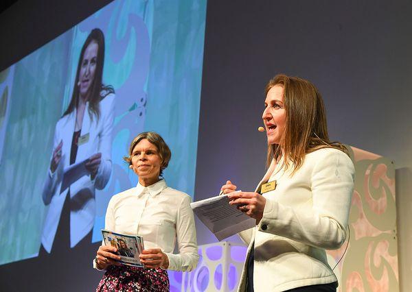 IMEX 2019 Kerstin Wünsch She Means Business Vortrag