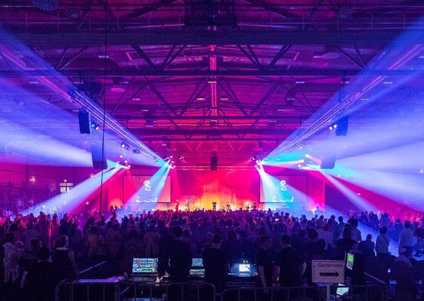 Koblenz steht Kopp Lichttechnik