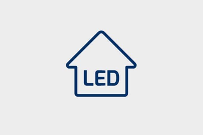 LED Licht ohne Hitze