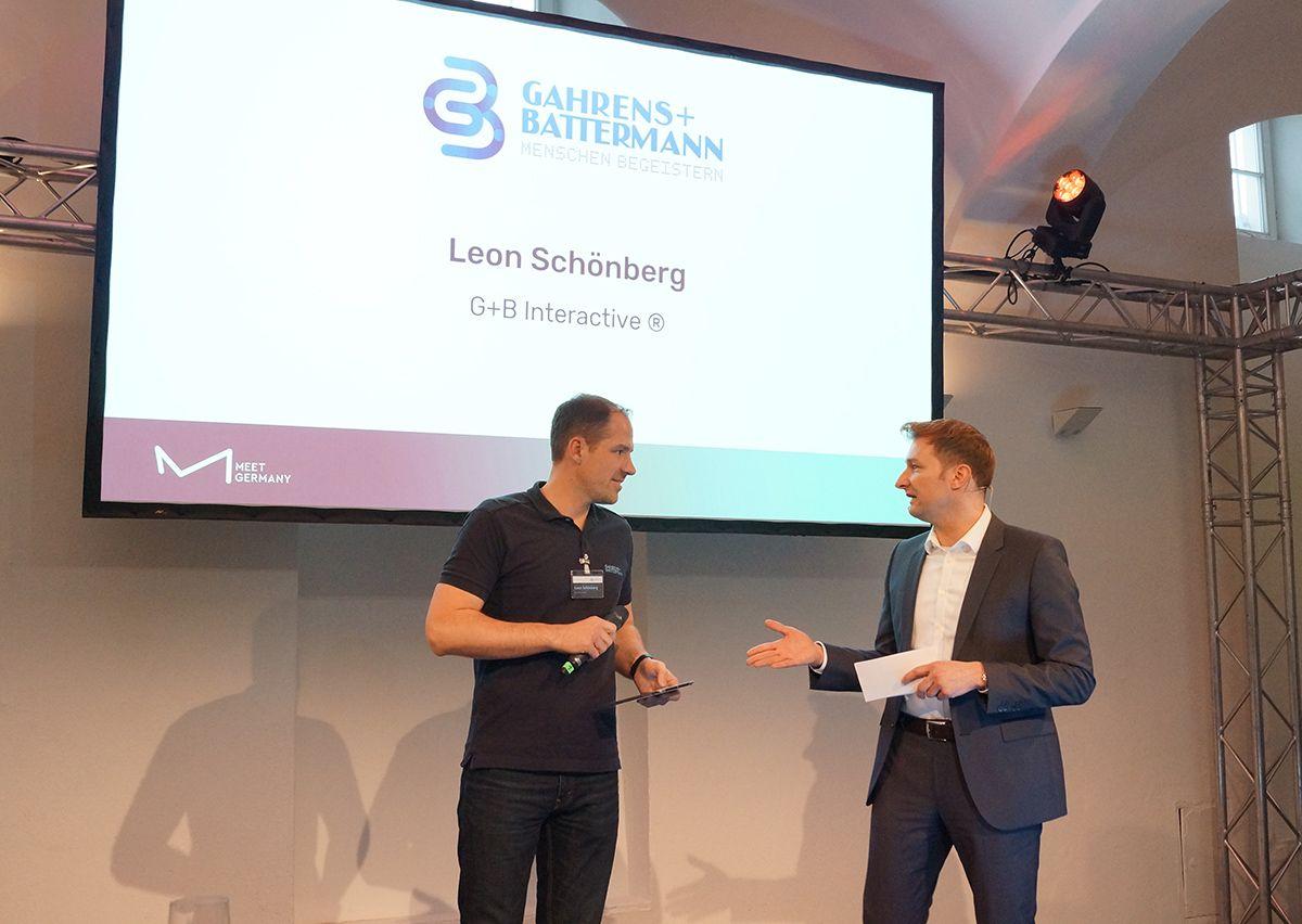 Leon Schönberg G+B Interactive