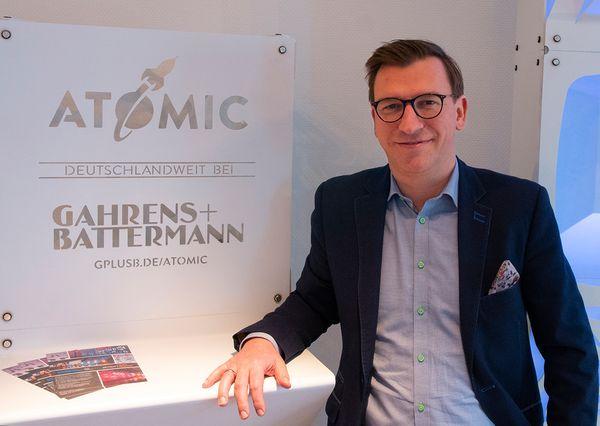 Marcel Beyersdorf as new Business Development Manager