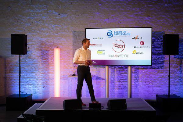 MEET NRW Summit Vortrag