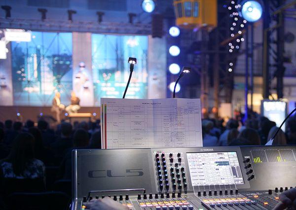 NextM Conference 2018 CL 5 Mixer