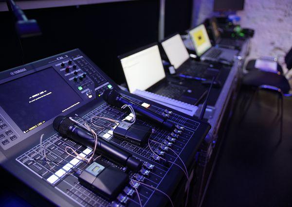 NextM Conference 2018 Sound engineering