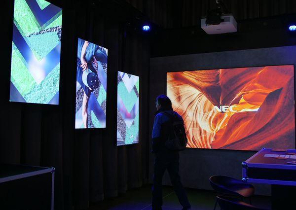 Prolight + Sound 2019 G+B Prolight + Sound 2019 NEC Display Solutions