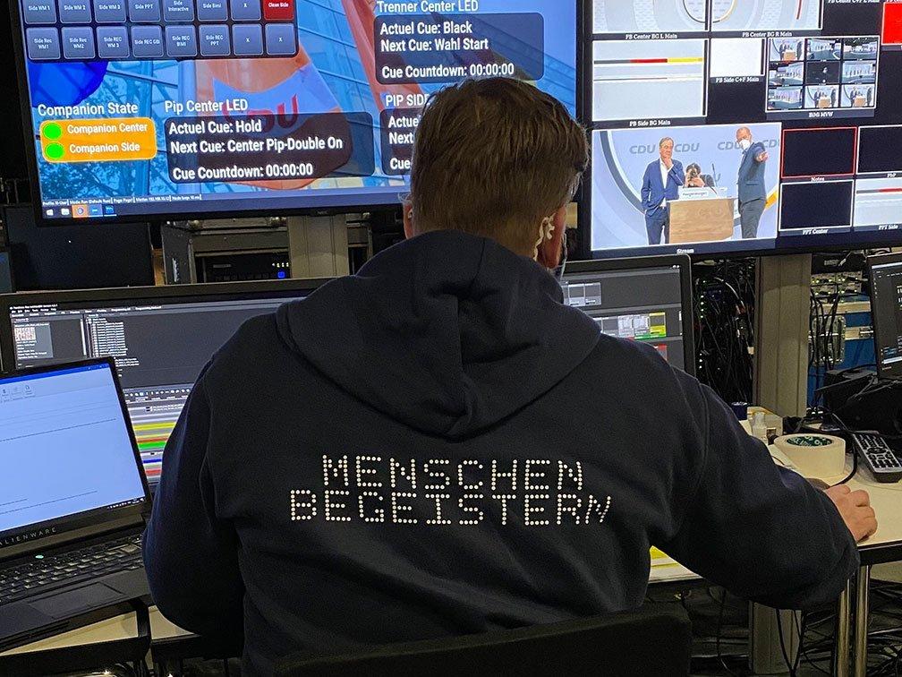 CDU Parteitag Menschen Begeistern