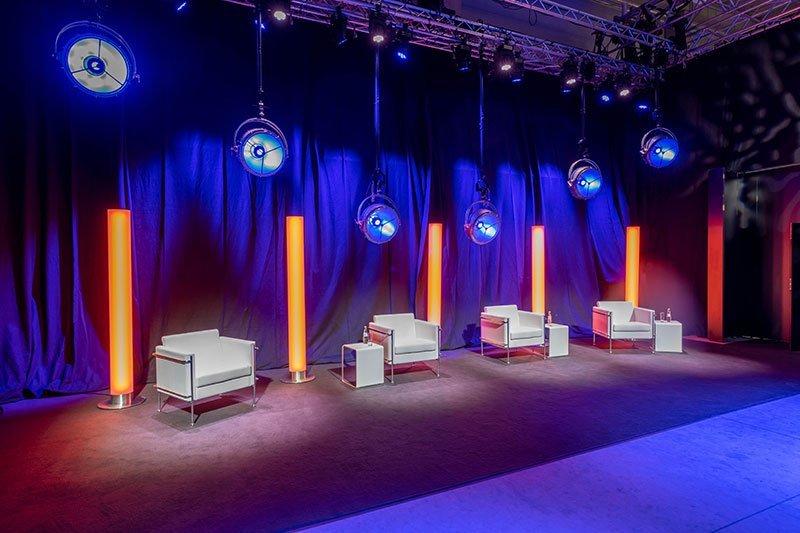 Streaming Studio Koeln Lounge