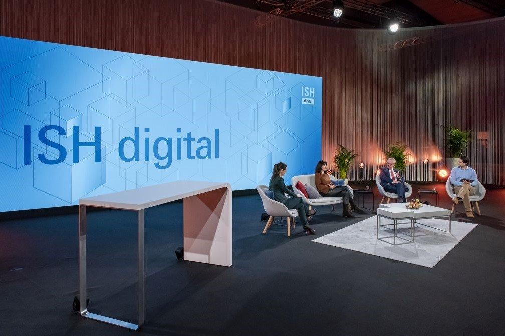 ISH digital 2021 Guten Morgen