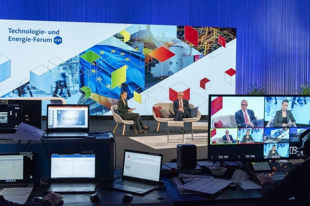 ISH digital 2021 Technologie Forum