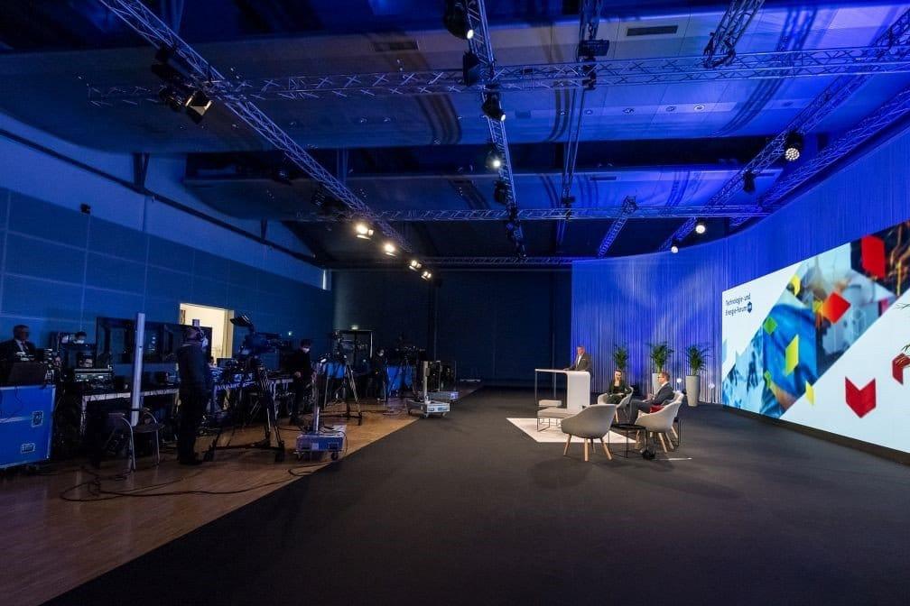ISH digital 2021 Technologie Energie Forum