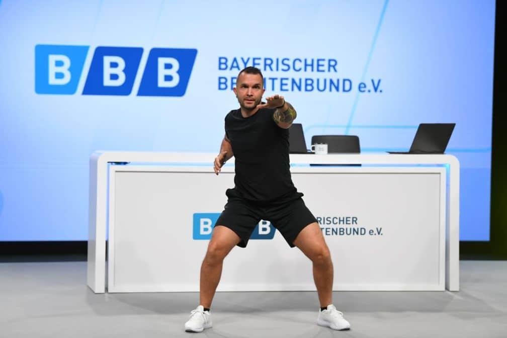 Bayerischer Beamtenbund 2021 Delegiertentag Coach