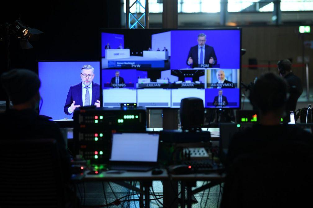 Bayerischer Beamtenbund 2021 Delegiertentag Regie