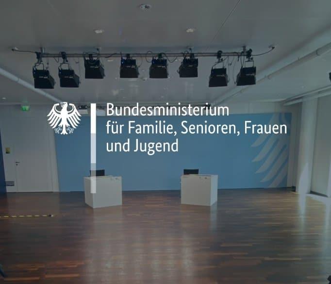 Event Location Berlin Bundesministerium Familie