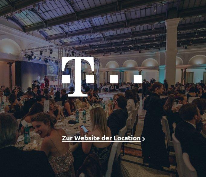Event Location Berlin Deutsche Telekom